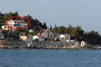Apartmány u moře Prvić Luka (Prvić) - 13845