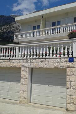 Živogošće - Porat, Makarska, Объект 13853 - Апартаменты вблизи моря с галечным пляжем.