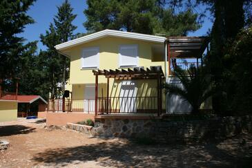 Vrboska, Hvar, Objekt 13906 - Ubytování v blízkosti moře s kamenitou pláží.