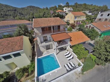 Brna, Korčula, Alloggio 13943 - Casa vacanze con la spiaggia sabbiosa.