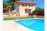 Family friendly house with a swimming pool Ičići (Opatija) - 13956