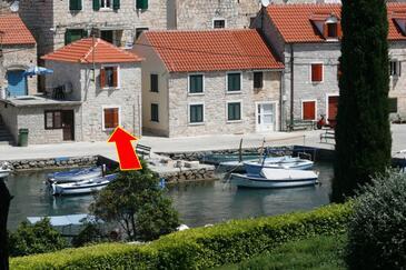 Maslinica, Šolta, Objekt 13965 - Ubytování v blízkosti moře.