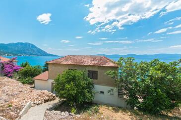 Podaca, Makarska, Objekt 13974 - Ubytování v blízkosti moře s oblázkovou pláží.