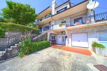 Rijeka, Rijeka, Objekt 13976 - Ubytování s oblázkovou pláží.