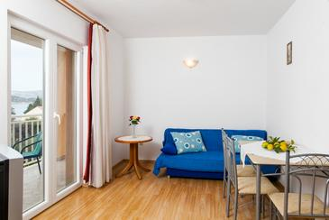 Lopud, Гостиная в размещении типа apartment, WiFi.