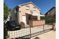 Apartmány s parkovištěm Grbe (Zadar) - 14057