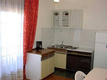 Kali, Кухня в размещении типа apartment, WiFi.