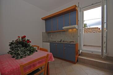 Kali, Kuchyně v ubytování typu studio-apartment, WiFi.