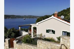 Рыбацкий дом для отдыха у моря Бухта Пичена - Pičena, Корчула - Korčula - 14090