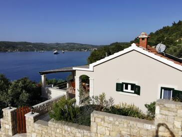 Pičena, Korčula, Objekt 14090 - Ubytování v blízkosti moře.