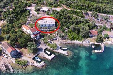 Žuronja, Pelješac, Alloggio 14095 - Appartamenti affitto vicino al mare con la spiaggia ghiaiosa.