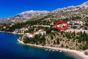 Starigrad, Paklenica, Property 14113 - Apartments near sea with pebble beach.