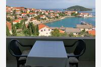 Apartmány u moře Kali (Ugljan) - 14116