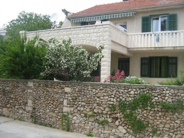 Bol, Brač, Property 14124 - Apartments with pebble beach.