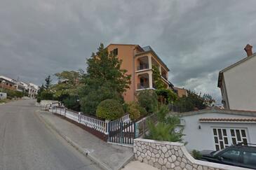 Crikvenica, Crikvenica, Objekt 14139 - Ubytování s oblázkovou pláží.