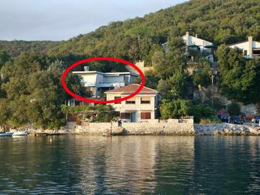 Luka Krnica, Marčana, Objekt 14149 - Ubytování v blízkosti moře s oblázkovou pláží.
