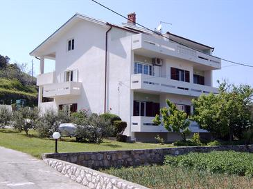 Supetarska Draga - Donja, Rab, Objekt 14152 - Apartmani sa pješčanom plažom.
