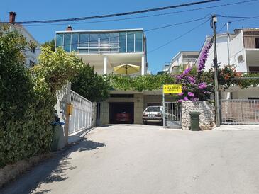 Marina, Trogir, Objekt 14191 - Ubytování v blízkosti moře s oblázkovou pláží.