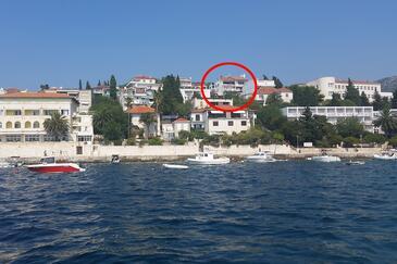 Hvar, Hvar, Объект 14197 - Апартаменты вблизи моря с галечным пляжем.