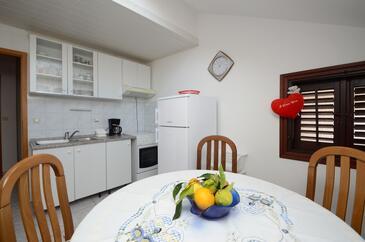 Zavalatica, Cuisine dans l'hébergement en type apartment, WiFi.