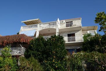 Zavalatica, Korčula, Hébergement 14204 - Appartement avec une plage de galets.