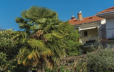 Vrsar, Poreč, Property 14228 - Apartments near sea with pebble beach.