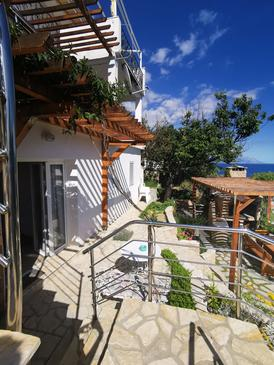 Mimice, Omiš, Property 14230 - Apartments by the sea.