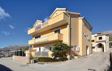 Solin, Split, Objekt 14251 - Apartmani sa šljunčanom plažom.