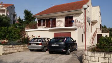 Lumbarda, Korčula, Objekt 14265 - Ubytování v blízkosti moře s oblázkovou pláží.