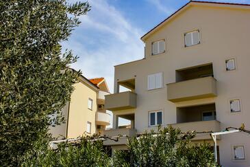 Povljana, Pag, Objekt 14281 - Ubytování v blízkosti moře s oblázkovou pláží.