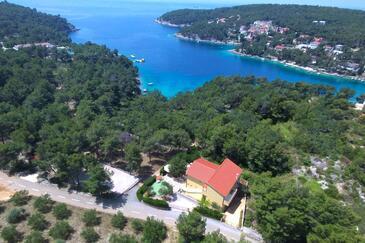 Osibova, Brač, Property 14297 - Vacation Rentals near sea with pebble beach.