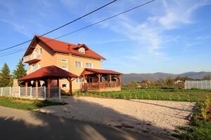 Apartmány s parkovištěm Čovići (Velebit) - 14302