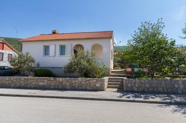 Kruševo, Novigrad, Objekt 14325 - Ubytování s oblázkovou pláží.