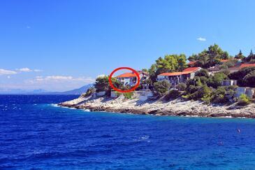 Prigradica, Korčula, Property 14341 - Apartments by the sea.