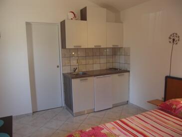 Mali Lošinj, Kuhinja v nastanitvi vrste studio-apartment, Hišni ljubljenčki dovoljeni in WiFi.