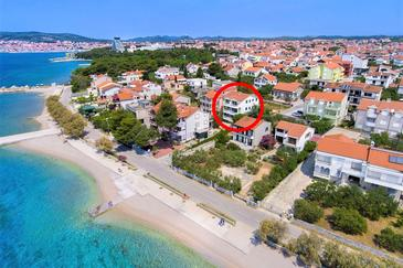 Vodice, Vodice, Property 14372 - Apartments by the sea.