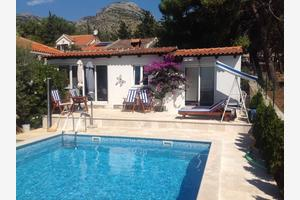 Family friendly apartments with a swimming pool Bol (Brač) - 14379