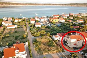 Apartments with a parking space Barbat (Rab) - 14390