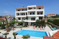 Апартаменты для семьи с бассейном Novalja (Pag) - 14394
