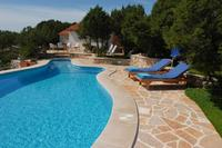 Seaside luxury villa with a swimming pool Bobovišća na Moru (Brač) - 14405