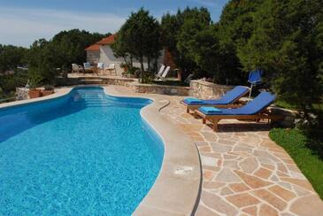 Bobovišća na Moru, Brač, Property 14405 - Vacation Rentals near sea with pebble beach.