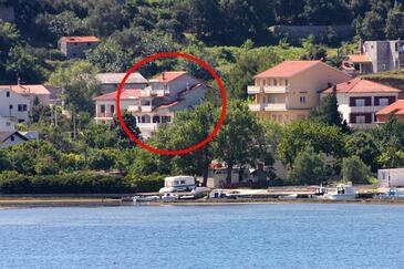 Supetarska Draga - Donja, Rab, Объект 14425 - Апартаменты в Хорватии.