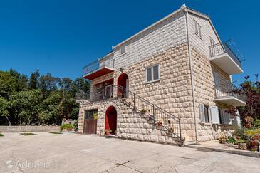 Mali Ston, Pelješac, Объект 14434 - Апартаменты и комнаты с галечным пляжем.