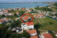 Apartmány s parkovištěm Nin (Zadar) - 14460