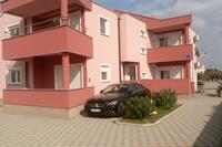 Apartmány s parkovištěm Privlaka (Zadar) - 14465