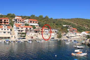 Zavalatica, Korčula, Objekt 14498 - Ubytovanie blízko mora.
