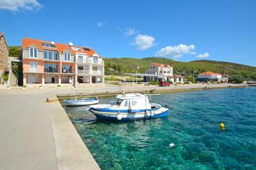 Prižba, Korčula, Objekt 14499 - Ubytování v blízkosti moře.