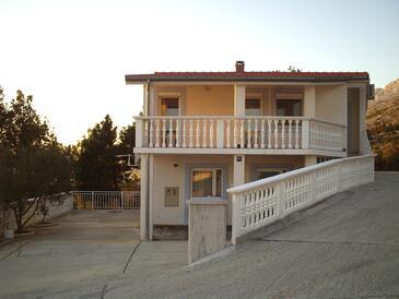 Starigrad, Paklenica, Объект 14507 - Апартаменты с галечным пляжем.