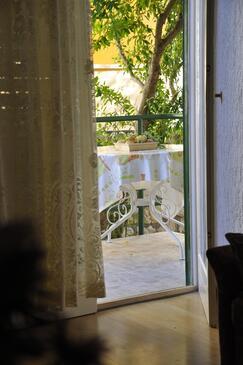 Barbat, Pokój dzienny w zakwaterowaniu typu apartment, Dostępna klimatyzacja i WiFi.