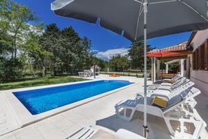 Rodinný dům s bazénem Labin - 14520
